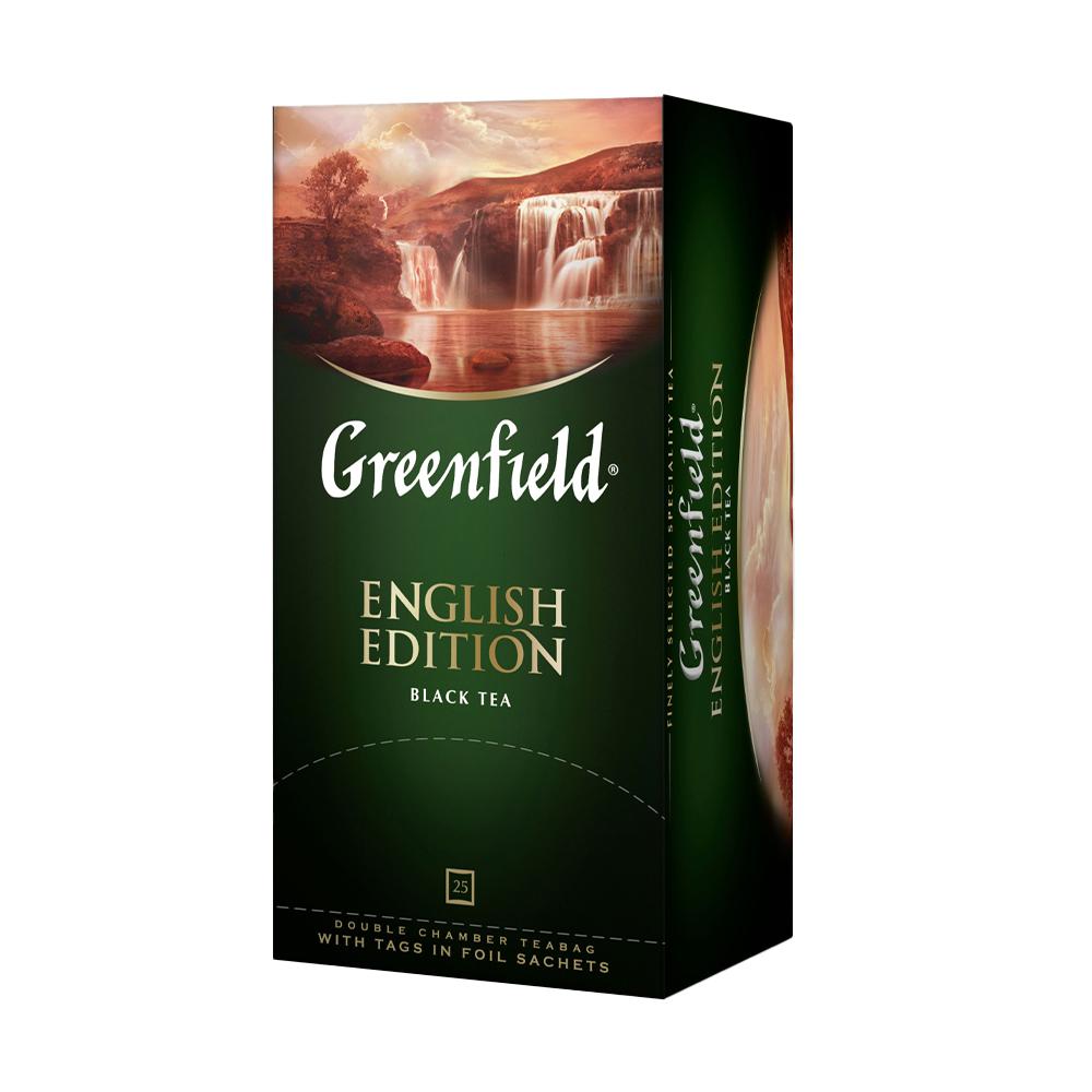 Greenfield English Edition чай